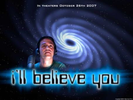 David Alan Basche I'll Believe You Wallpaper