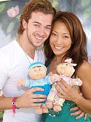Carrie Ann Inaba  and Artem Chigvintsev