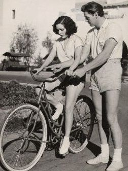 Lupe Velez  and Johnny Weissmuller