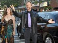 Peter Tork  arrives at Long Island Music Hall of Fame Awards