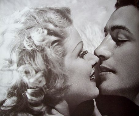 Robert Taylor Jean Harlow and