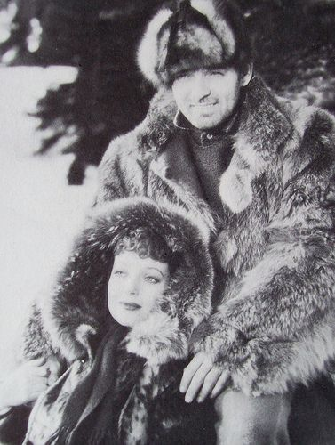 Loretta Young Clark Gable and