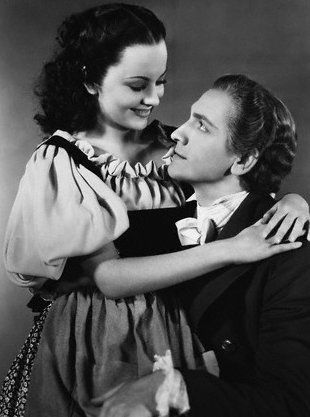 Fredric March Olivia De Havilland and
