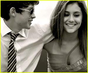 Ariana Grande Graham Phillips and