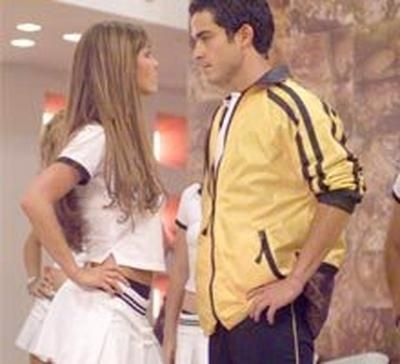Rebelde - Alfonso Herrera and Anahi Portillo