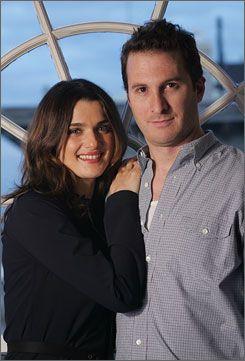 Rachel Weisz Darren Aronofsky and