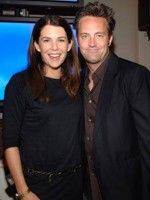 Matthew Perry Lauren Graham and