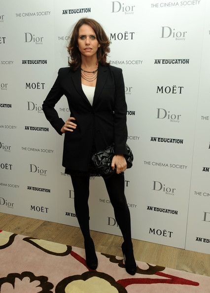 Amy Landecker The Cinema Society and Dior Beauty Host a Screening of