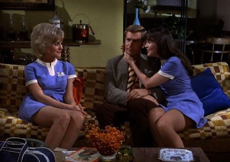Love, American Style Diane McBain, Ted Bessell & Anjanette Comer