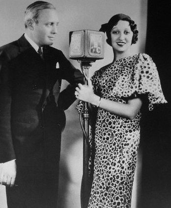 Mary Livingstone Jack Benny and
