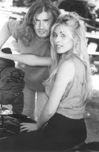 La familia de Dave Mustaine