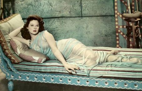Susan Hayward  in David and Bathsheba (1951)