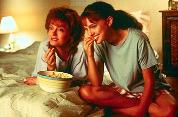 Susan Sarandon and Natalie Portman in Anywhere But Here - 11/99
