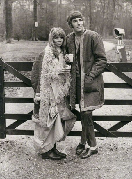 Peter Cook and Judy Huxtable, 21.01.1971