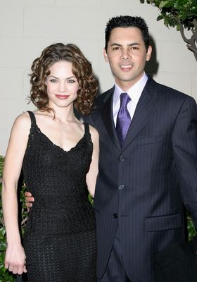 Rebecca Herbst  and Michael Saucedo