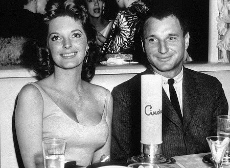 Bobby Troup Julie London and