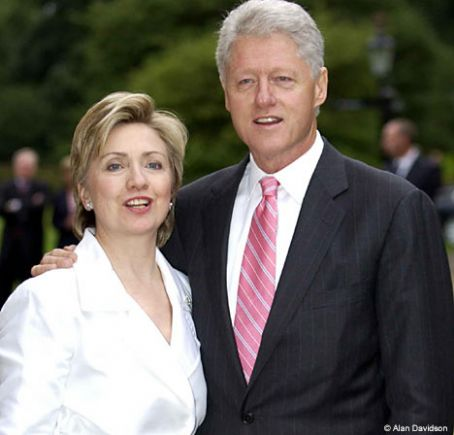 Bill Clinton Hillary Rodham Clinton and