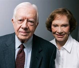 Jimmy Carter  and Rosalynn Carter