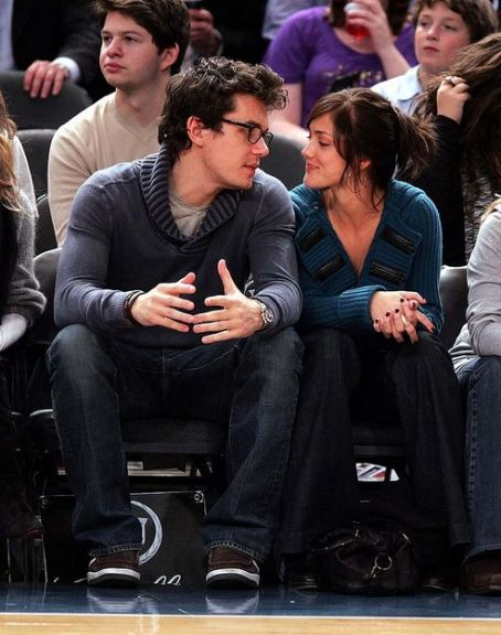 John Mayer Minka Kelly and