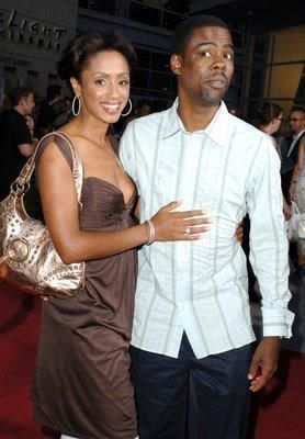 Chris Rock  and Malaak Compton