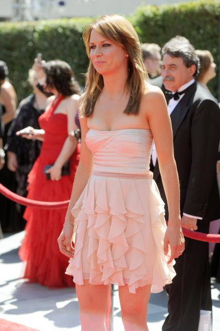 Mary Lynn Rajskub - Mary Rajskub - 2010 Creative Arts Emmy Awards At Nokia Plaza L.A. LIVE On August 21 2010 In Los Angeles, California