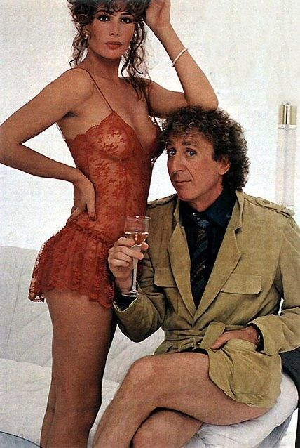Gene Wilder Kelly LeBrock