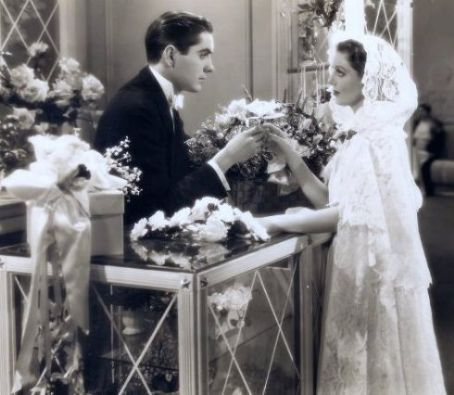 Loretta Young  and Tyrone Power