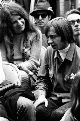 Peter Tork Janis Joplin and