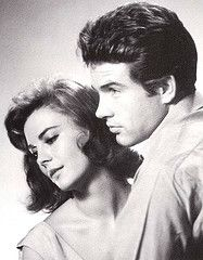 Warren Beatty Natalie Wood and