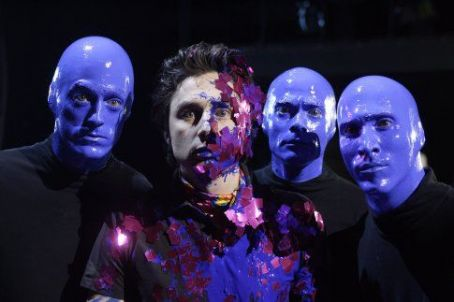 Blue Man Group Scrubs (2001)