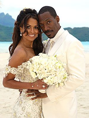 Tracey E. Edmonds Eddie Murphy and
