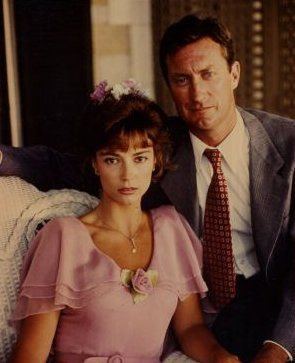 The Thorn Birds Bryan Brown and Rachel Ward in  (1983)