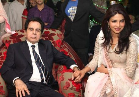 Dilip Kumar Bollywood Stars At 's 89th Birthday Party