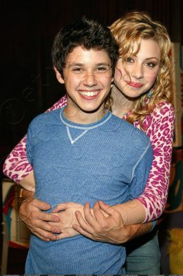 Aly Michalka Alyson Michalka and Ricky Ullman