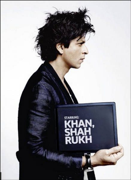 Shahrukh Khan GQ India February 2010