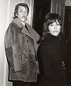 Donald Sutherland  and Jane Fonda