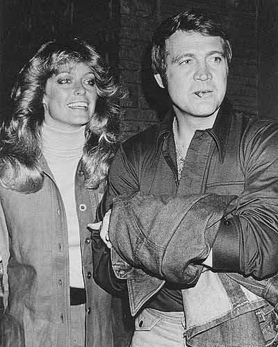 Lee Majors Farrah Fawcett and