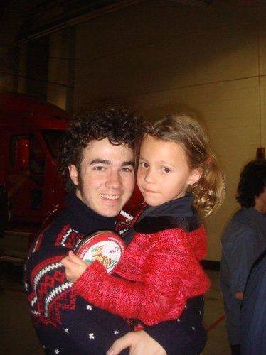 Kevin Jonas Paul Jonas