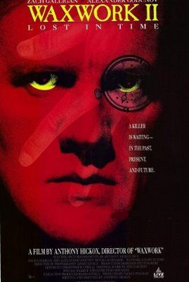 Waxwork II: Lost in Time (1992) Poster