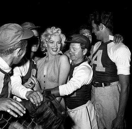 Mickey Rooney Marilyn Monroe