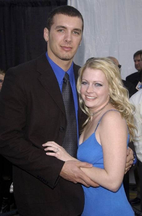Mark Wilkerson  and Melissa Joan Hart