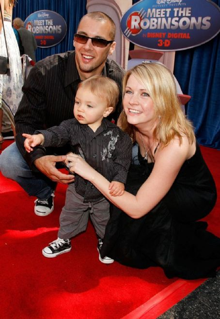 Melissa Joan Hart Mark Wilkerson and