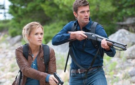 Lucas Bryant Emily Rose and  stars in HAVEN