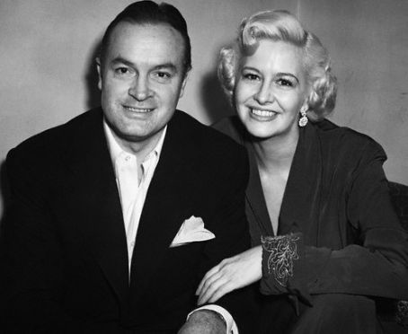 Bob Hope Marilyn Maxwell and
