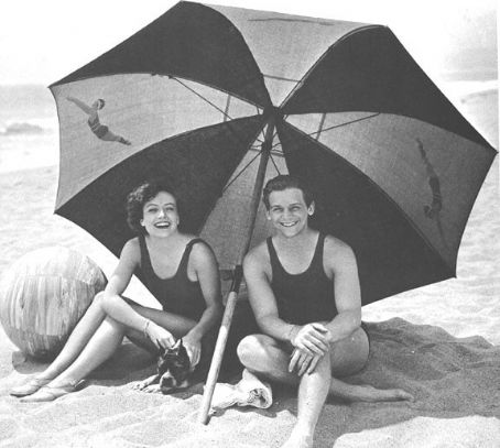 Douglas Fairbanks Jr. Joan Crawford and Douglas Fairbanks, Jr.