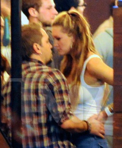 Brittany Kerr  and Jason Aldean Caught Cheating