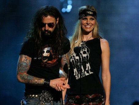 Sheri Moon Zombie - Rob Zombie and Sheri Zombie