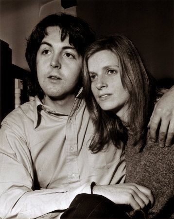 Paul McCartney Linda McCartney and