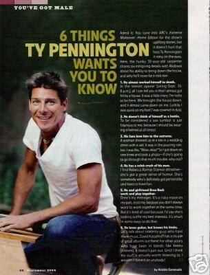 Ty Pennington