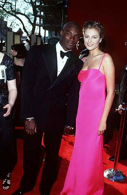 Tyson Beckford Bridget Hall and